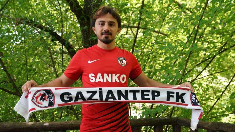 Recep Niyaz resmen Gaziantep FK'da