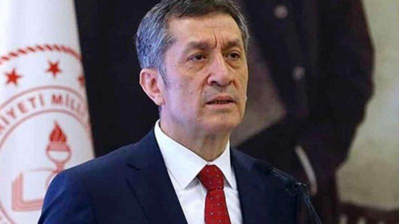 Ziya Selçuk'tan okulların açılmasına ilişkin açıklama!