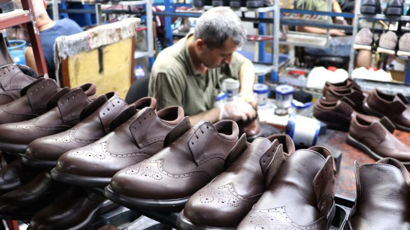 Ayakkabı sektörünün yüzü gülüyor