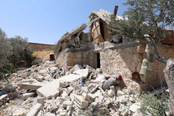 Suriye'de top atışlarında 4 kişi hayatını kaybetti
