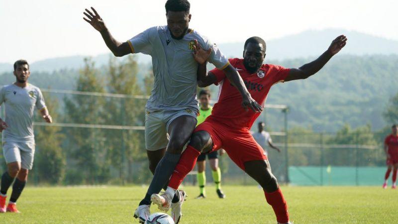 Gaziantep FK'dan çok kötü prova