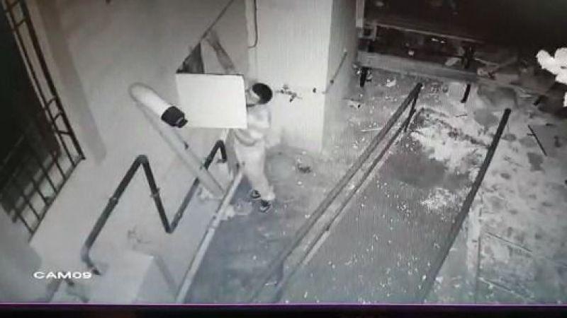 Kablo hırsızlarının rahat tavırları pes dedirtti