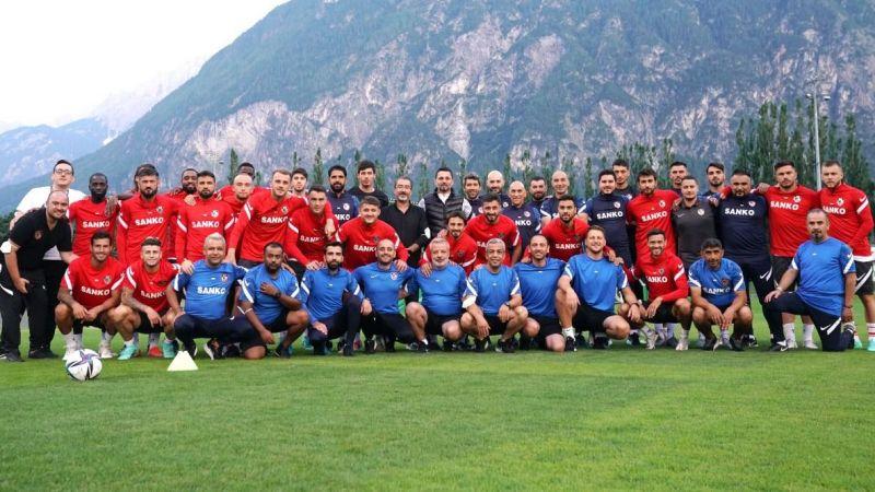 Gaziantep FK Avusturya'da