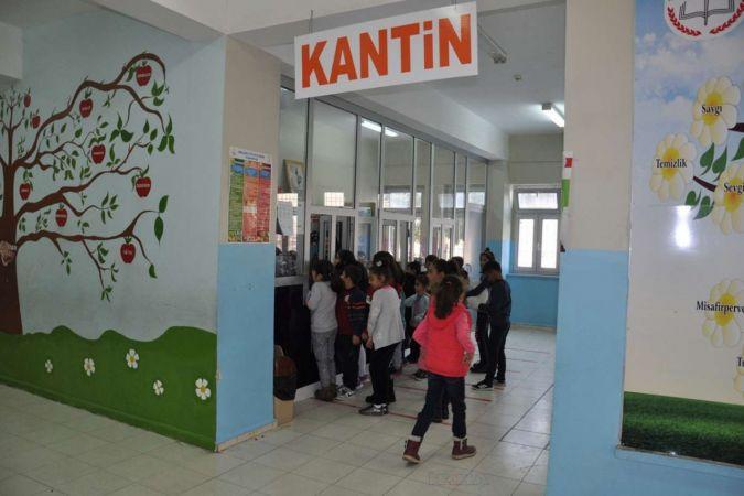 Okul kantinleri 13 Eylül'de kiraya verilmeye başlanacak