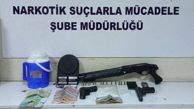 Uyuşturucu operasyonu! 315 şüpheliden 9'u tutuklandı.