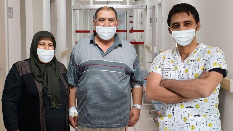 Diyabet sorunundan ameliyatla kurtuldu