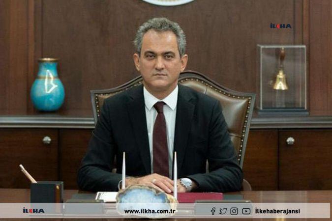 Milli Eğitim Bakanı Özer: Vaka nedeniyle hiçbir okul kapatılmadı