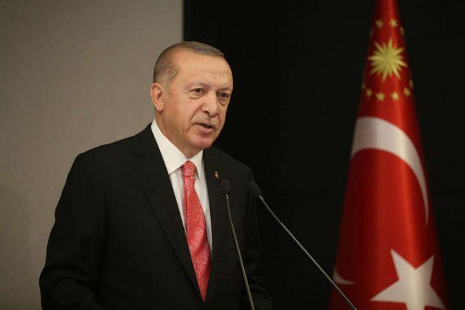 """Cumhurbaşkanı Erdoğan'dan """"seçim barajı"""" açıklaması"""