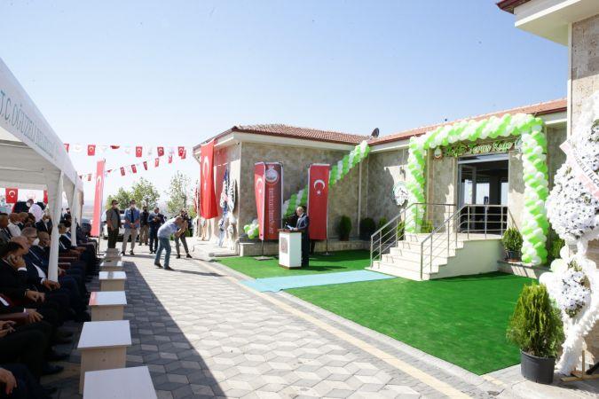 İslahiye ve Nurdağı'nda 19 Eylül Gaziler Günü dolayısıyla tören düzenlendi