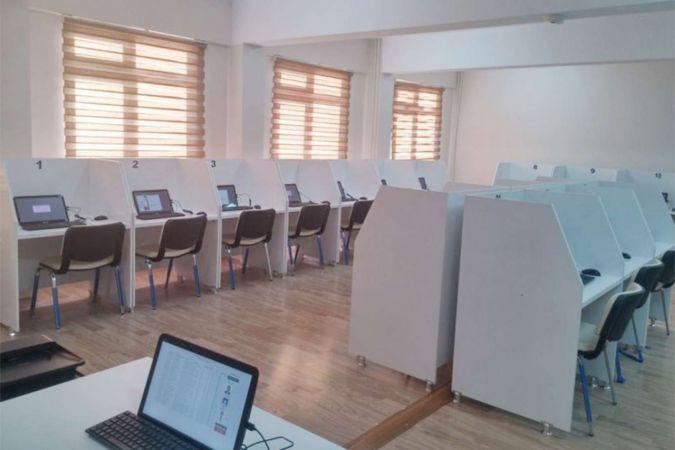 e-Sınav salonu sayısı 500'e çıkıyor