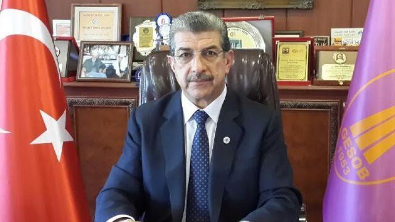 Küsbeoğlu'ndan Şamil Tayyar'a teşekkür