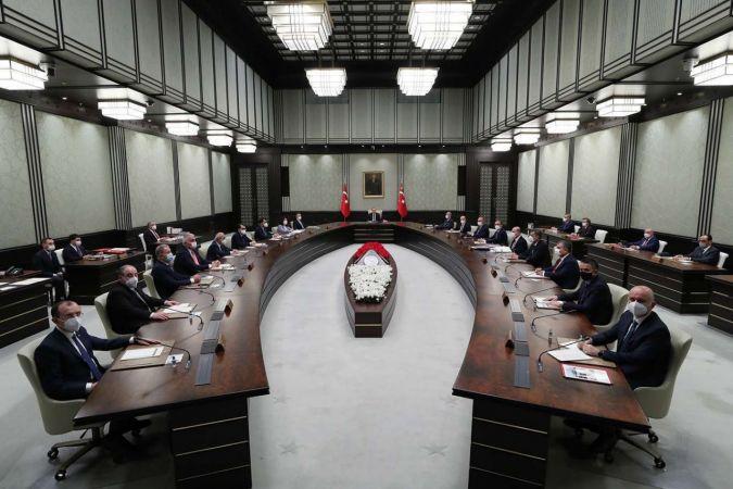 Cumhurbaşkanlığı Kabinesi toplanacak