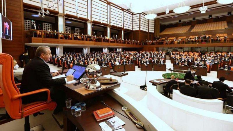 Meclis toplanıyor!