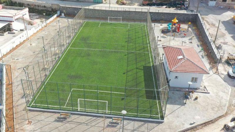 Nizip Belediyesinin gençliğe ve spora yönelik yatırımları sürüyor