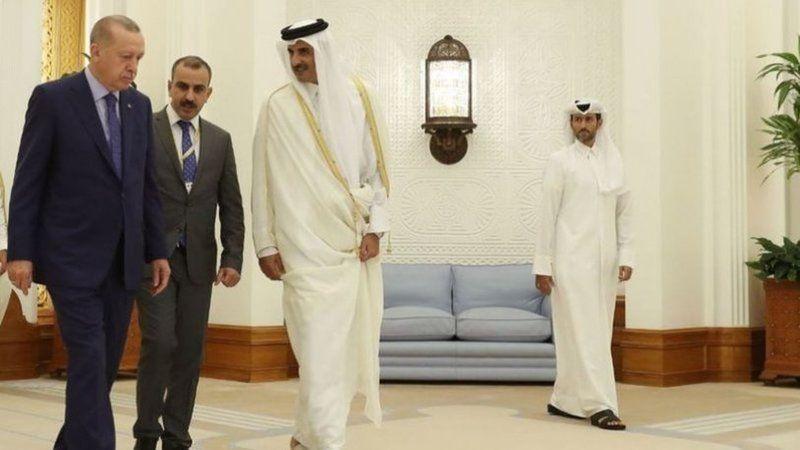 Erdoğan'ın 'Katar' sevdası