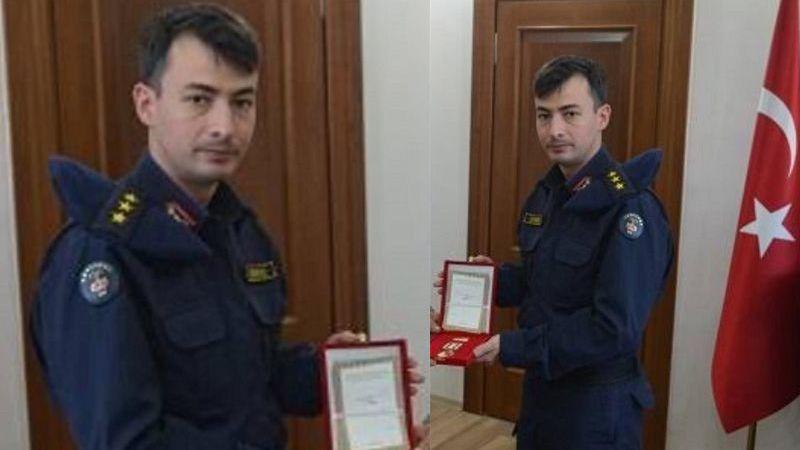 Söke'de yeni jandarma komutanı göreve başladı
