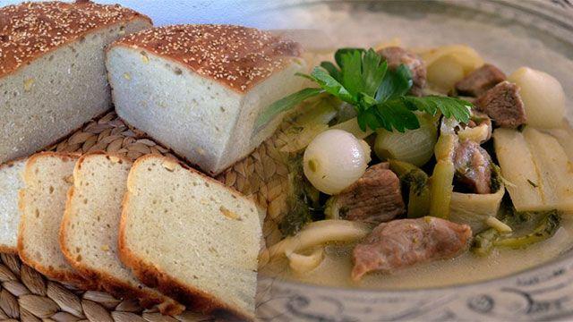 Söke'nin Tatlımaya Ekmeği ve Şevketibostan Yemeği coğrafi İşaret aldı