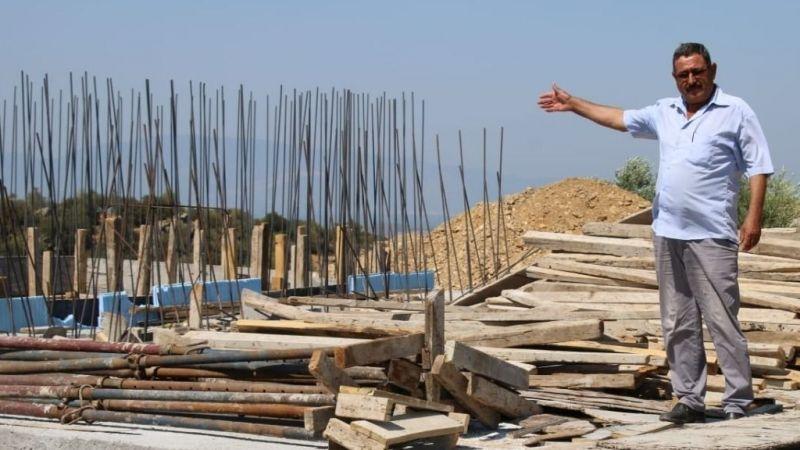 AVŞAR MAHALLESİ'NE 200 METREKÜPLÜK YENİ DEPO YAPIMINDA SONA GELİNDİ
