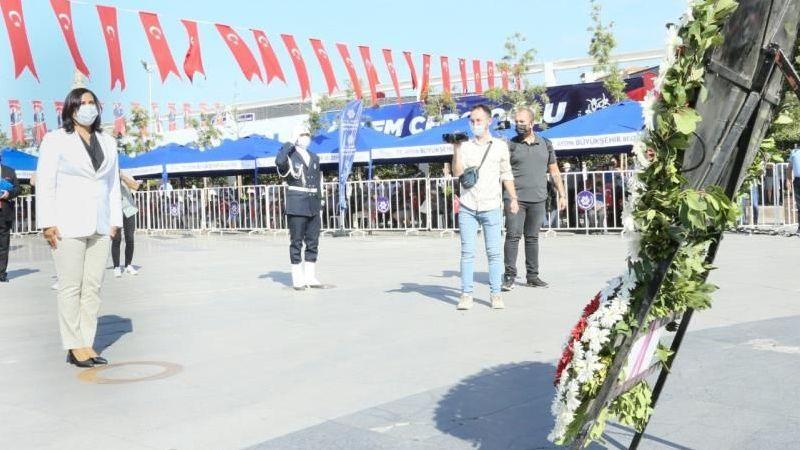 AYDIN'IN DÜŞMAN İŞGALİNDEN KURTULUŞUNUN 99. YILDÖNÜMÜ KUTLANDI