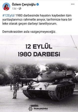 """""""Demokrasiden asla vazgeçmeyeceğiz"""""""