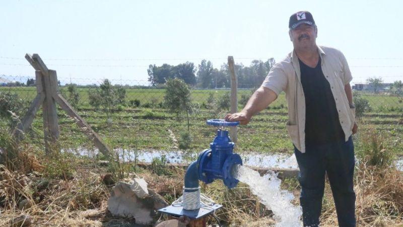 Aydın Büyükşehir, tarımsal altyapı ağını güçlendiriyor