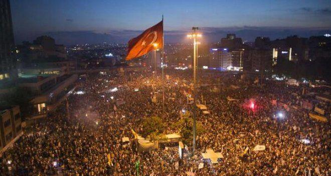 255 sanıklı Gezi davasında 47 yakalama kararı