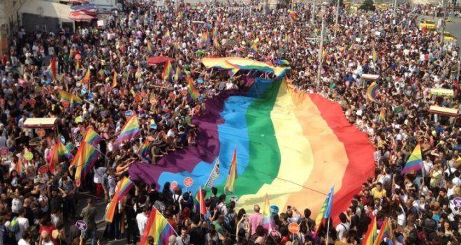 İstanbul'da ahlaksız etkinlik: