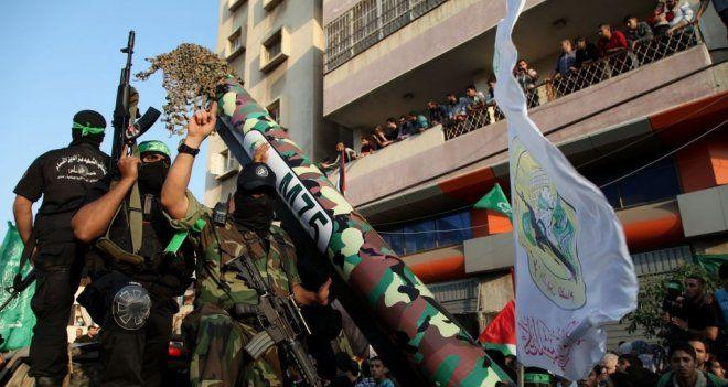 Hamas Gazze Şeridi'ndeki askeri kapasitesini genişletiyor!