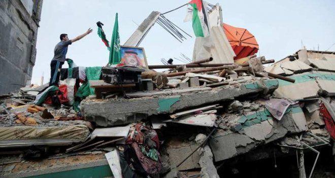 Gazzelilerin sığınacak yeri yok
