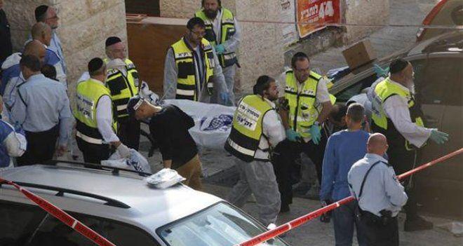 """Maariv: """"Dünkü Saldırının Hedefi Kudüslü Ebu Hudayr'ı Öldürenin Babasıydı"""""""