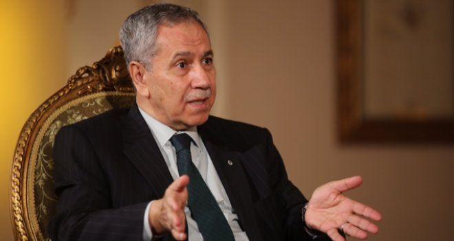 Arınç: İhvan, Hasan El-Benna'dan bu yana teröre bulaşmamıştır; Mısır ve Körfez ile ilişkileri düzeltmemiz lazım