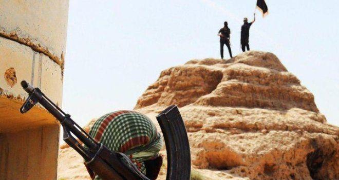 IŞİD bayrağının yakılmasını gerekçe gösterdi, Kerkük bölgesinde onlarca kişiyi kaçırdı