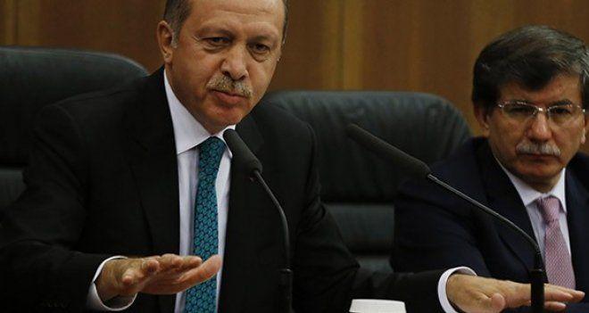 Erdoğan'dan Davutoğlu'na 'mal bildirimi' tepkisi: Şimdi sırası değil, ekonomiyi olumsuz etkiler
