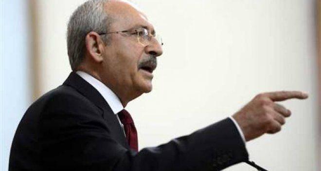 Kılıçdaroğlu: 17-25 Aralık haftası 'hırsızlar haftası' olsun