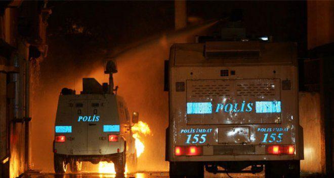 Kobani eylemlerinde 12 çocuk öldü, 55 çocuk tutuklandı