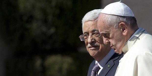 Vatikan 'Filistin devletini' tanıdı