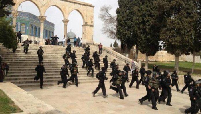 Filistin Kızılay'ı: Siyonist saldırılarda 450 Filistinli yaralandı