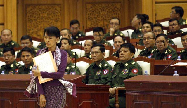 Myanmar Din İşleri Bakanı Aung Ko: 'Müslümanlar yarı vatandaştır'
