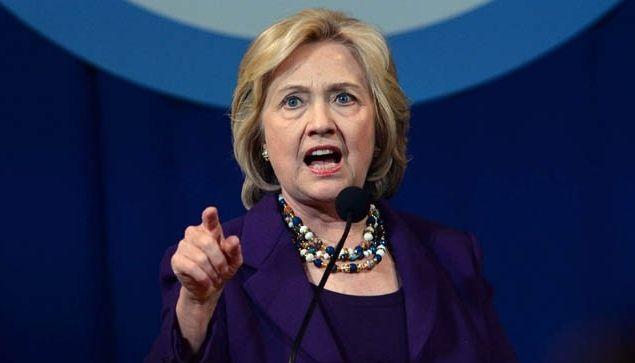 Clinton'a Suudiler'den destek
