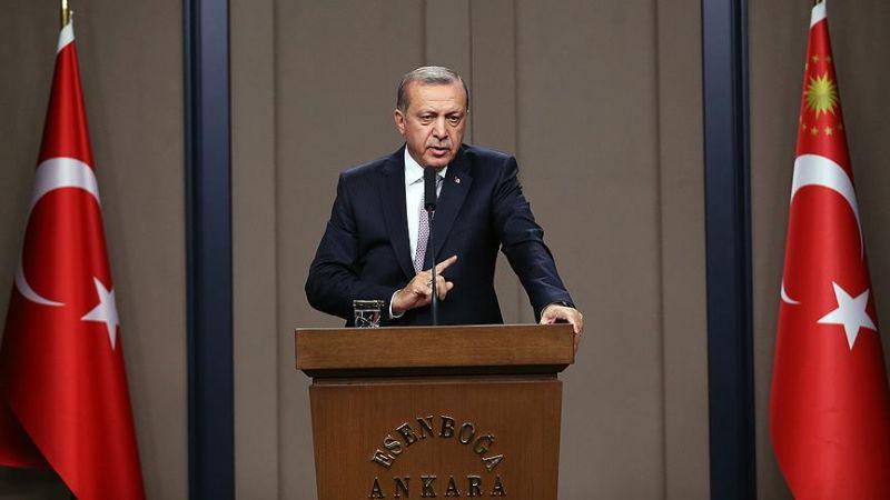 Erdoğan: Münbiç'in yüzde 90'ı Arap, oraya gelen Kürtler bindirilmiş kıtalar