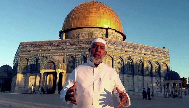 Nacih Bukeyrat: 'Kudüs intifadası gereken desteği görmüyor'