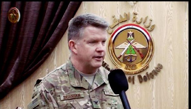 Amerikalı Yarbay Dorrian: Türk ordusu Irak hükümeti tarafından resmi izinle gelmemiştir ve illegaldir