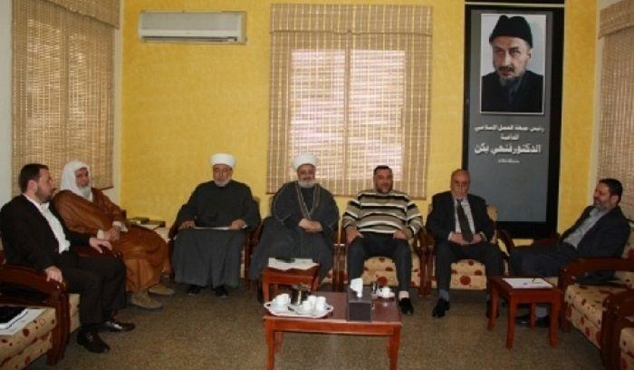 Lübnan İslami Amel Cephesi: Filistin halkı için direnişten başka bir seçenek yok!