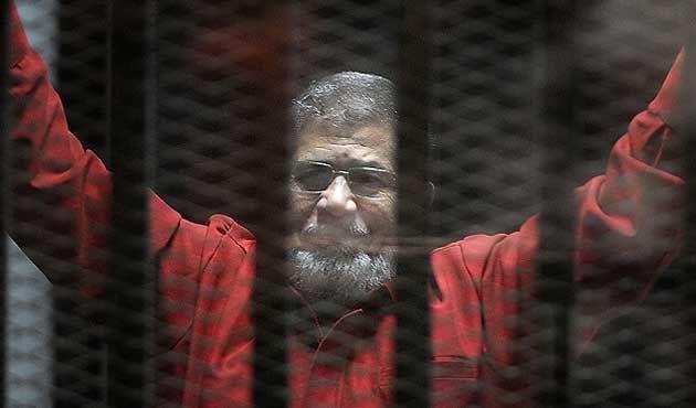 Mursi'ye torun müjdesi: Bir Muhammed Mursi daha dünyaya geldi