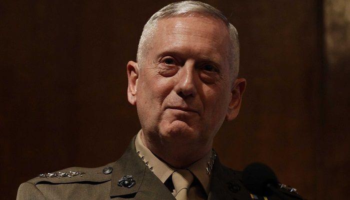 Felluce kasabı 'Kuduz Köpek' Mattis, ABD'nin yeni savunma bakanı