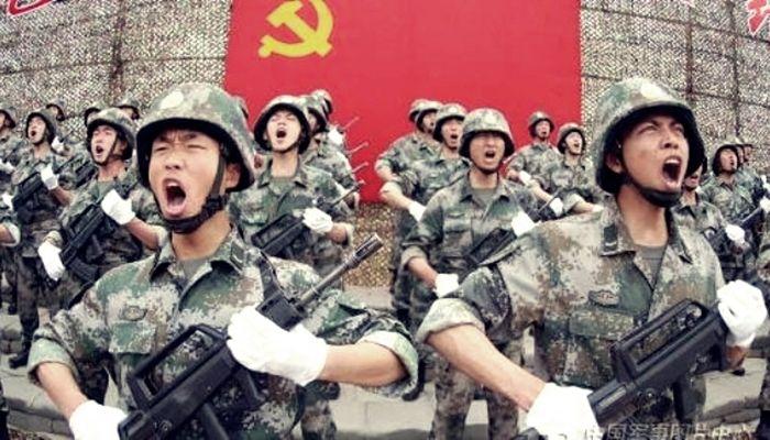 Çin Halk Kurtuluş Ordusu: Savaş istemiyoruz ancak birileri kapımızı çalarsa savaştan da korkmayız