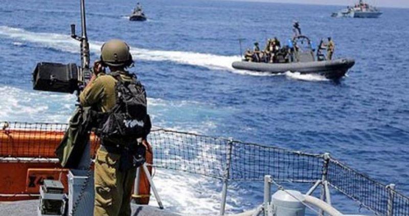 Gazze'de abluka zulmü sürüyor: Siyonist güçler bugün de balıkçılara ateş açtı