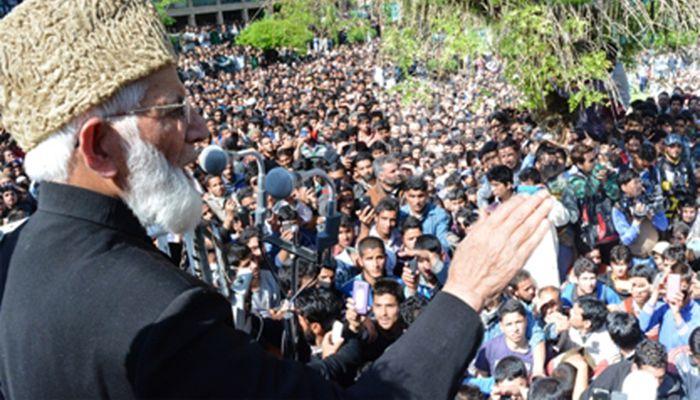 Seyyid Ali Geylani, Keşmir davasına verdiği destekten ötürü İran'a teşekkür etti