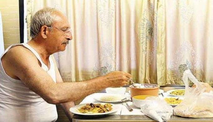 Kılıçdaroğlu: Ben 'adalet' Erdoğan 'atlet' diyor