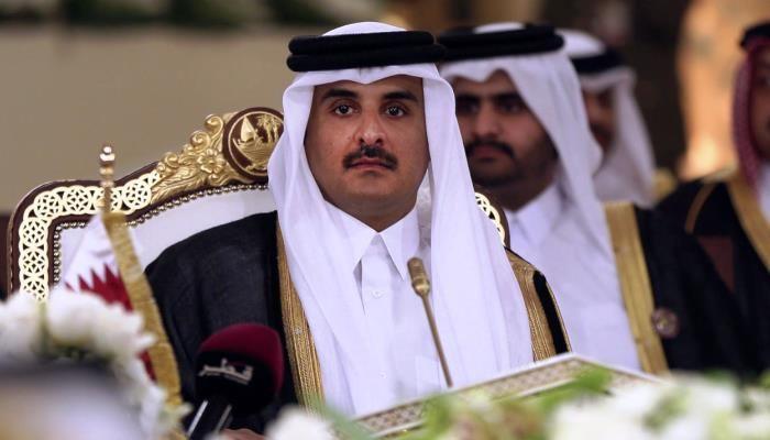 Trump koordine etti: Katar Emiri Suudi Arabistan Veliaht Prensi'ni aradı